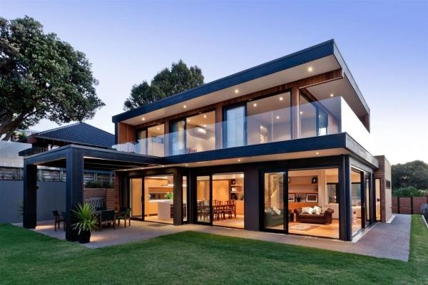 mau xay nha bang vat lieu nhe 02 - 5 Mẫu xây nhà bằng vật liệu nhẹ an toàn, tiết kiệm chi phí