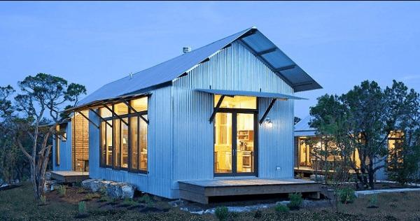 mau xay nha bang vat lieu nhe 03 - 5 Mẫu xây nhà bằng vật liệu nhẹ an toàn, tiết kiệm chi phí