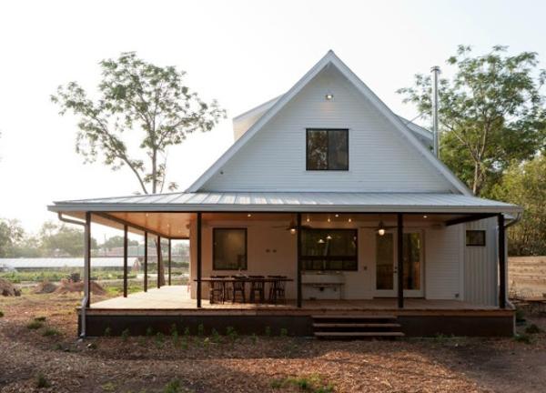 mau xay nha bang vat lieu nhe 05 - 5 Mẫu xây nhà bằng vật liệu nhẹ an toàn, tiết kiệm chi phí