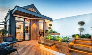 Cai tao san thuong thanh phong ngu 1 300x179 - Làm thêm phòng trên sân thượng bằng vật liệu nhẹ