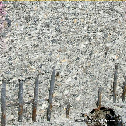 sikamonotop sua chua be tong day 2Cm - Lưu ý trong công tác kê thép dầm sàn trước khi đổ bê tông